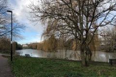 Highfields Lake.