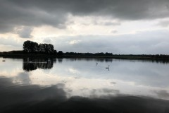 View across the M18 Lake towards Annabel's