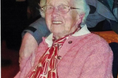 Dorothy Bramley 1921-2015