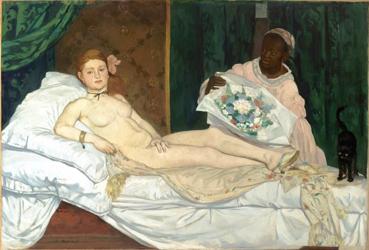 Manet's Olympia